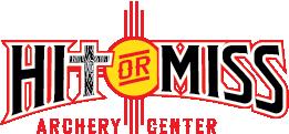 Hit or Miss Archery Logo