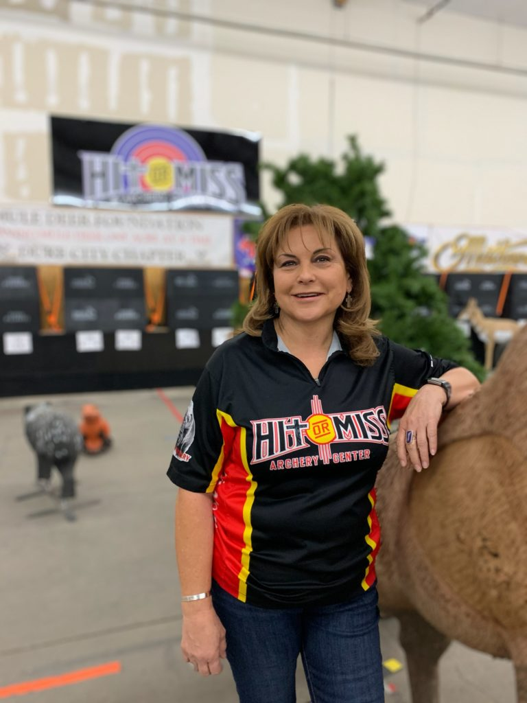 Deb Overbay Hit or Miss Archery