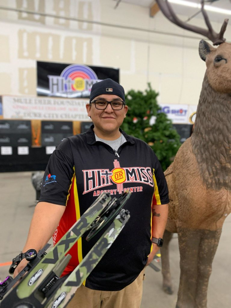 Cody Mexicano Hit or Miss Archery