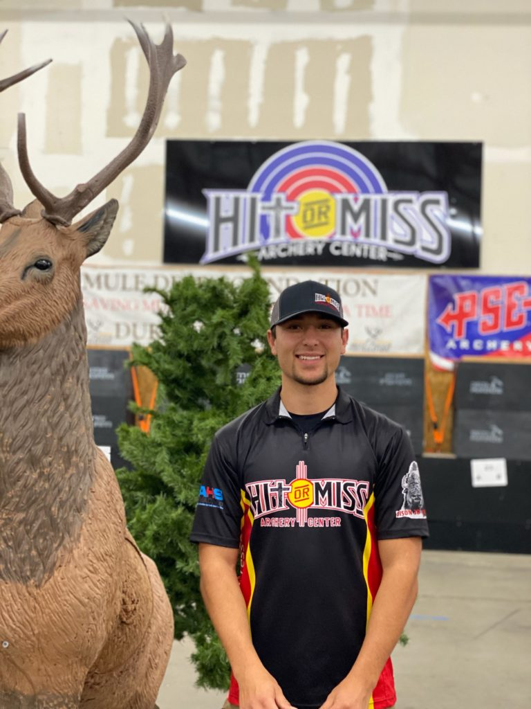 Jesse Griego Hit or Miss Archery