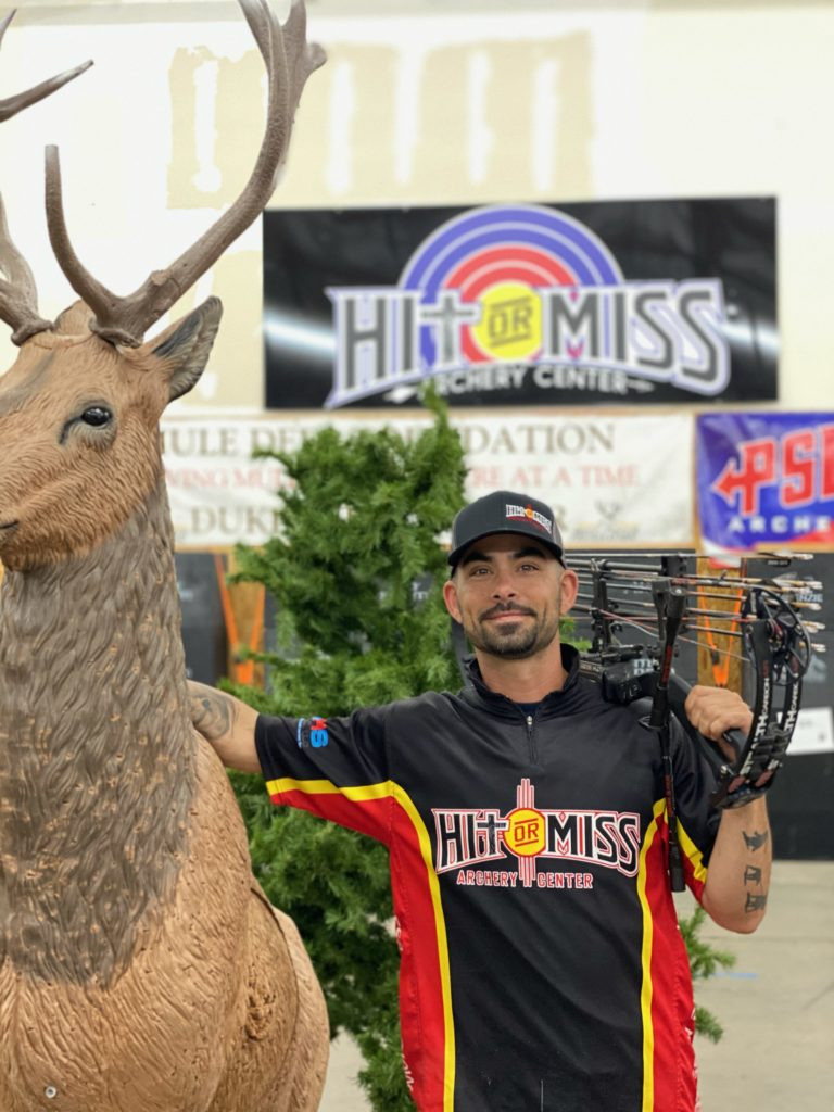 Raul Sisneros Hit or Miss Archery