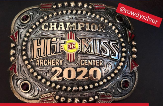 hit or miss archery top shooter buckle
