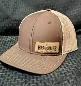 hit or miss hat