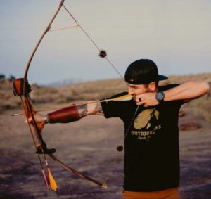 recurve bow hit or miss archery